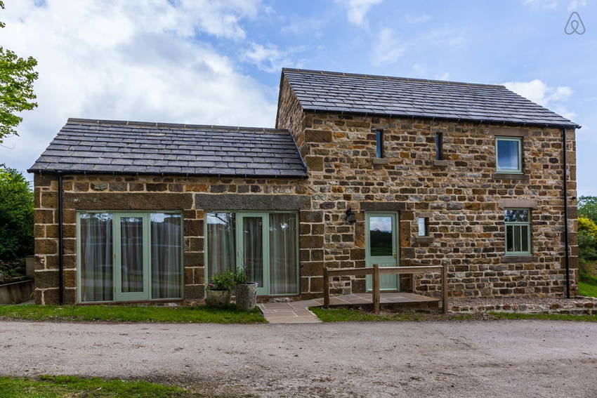 Modern Stone Cottage modern but traditional stone cottage   accomable