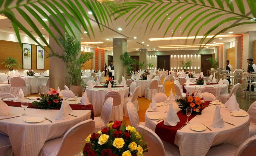 Large ball room  banquet  2