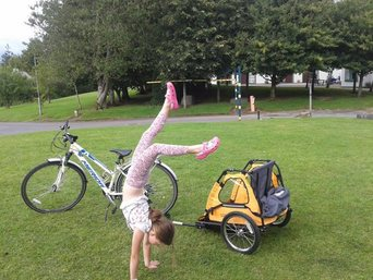Thumb 7 head over heels for family bike hire at lough lannagh