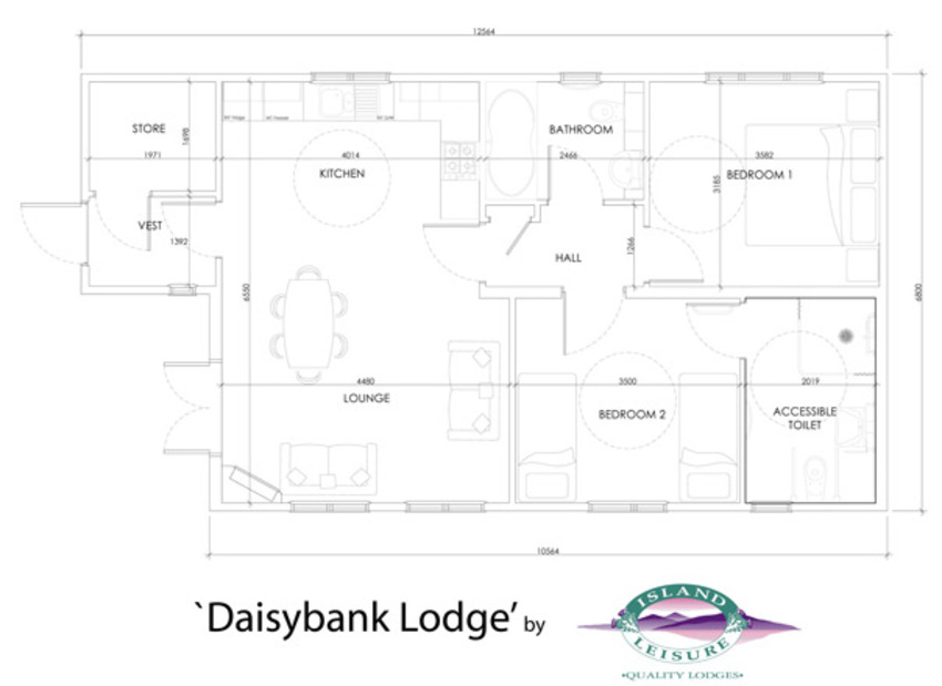 Large daisybank 1